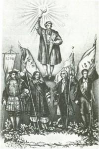 Gutenberg als (nationaler) Schöpfer